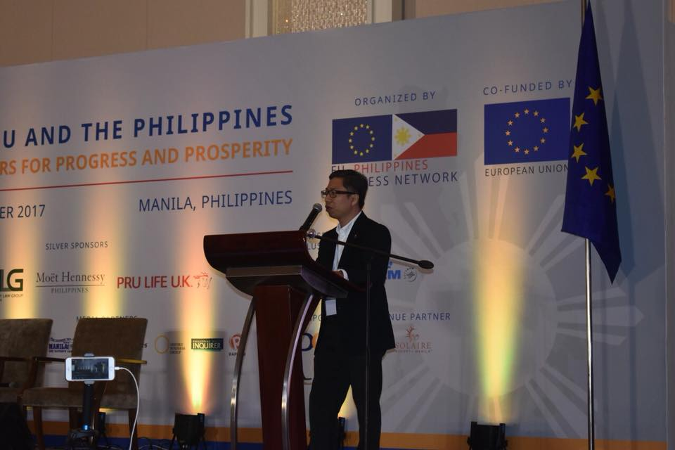 IMI at the EU-Philippines Business Summit - IMI at the EU-Philippines Business Summit - IMI News