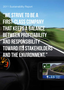 2011 Sustainability Report photo - IMI