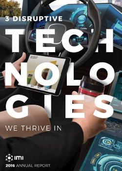 3 Distructive Technologies We Thrive In photo - IMI