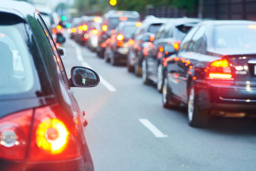 Yuletide Woes: Holiday Traffic Jams