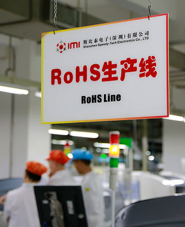 RoHS Line - Manufacturing Solutions - IMI