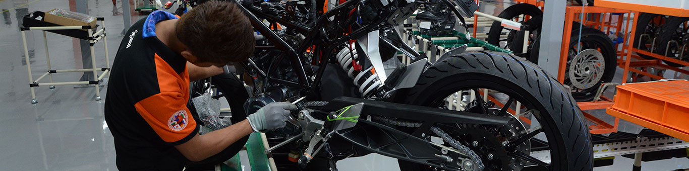 Mortorcycle Assembly header image - IMI