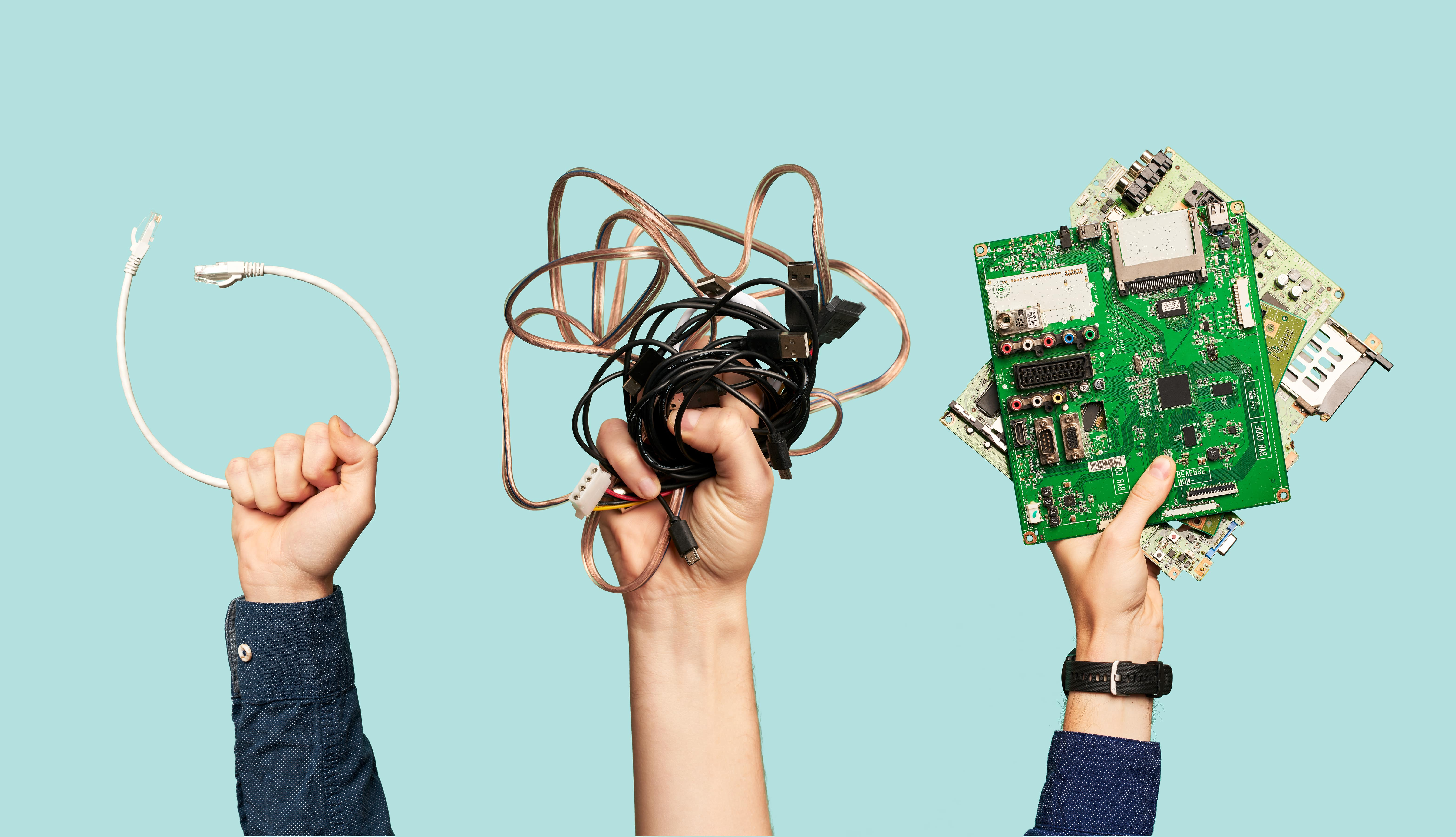 Diving into E-Waste: Hard Facts and What You Can Do about It | IMI