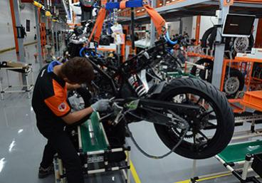 Motorcycle Assembly photo - IMI
