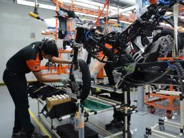 IMI Manufactures KTM Bikes, Creates Jobs thumbnails - IMI Manufactures KTM Bikes, Creates Jobs - IMI News