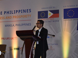 IMI at the EU Philippines Business Summit thumbnail - IMI at the EU-Philippines Business Summit - IMI News