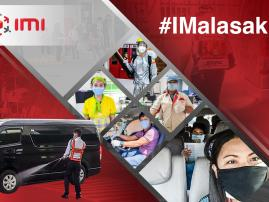 #IMalasakit: Our IMI Front Liners