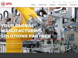News Nov IMI Website Article - IMI Website Enhances User Experience - IMI News